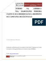 O nativismo na América Portuguesa