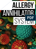 Allergy Annihilator