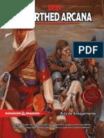 D&D5E UA KitsDeAntigamente UncensoredRPG