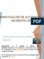 Presentacion Investigacion Accidentes