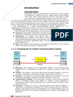 Computer Networks Notes