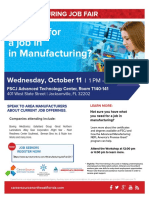 FSCJ Manufacturing Jobfair 10 11 17