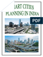 Project on Smart Cities Planning in India