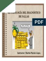 Metodología Diagóstico de Fallas-x Mpl 3