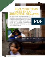Pobreza y Políticas Sociales en La Argentina, 1854-1955