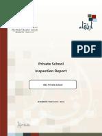 ADEC - ABC private School 2016-2017