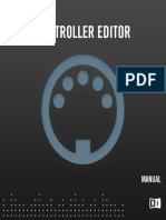 Ableton Live 9.1 MASCHINE Template Manual English