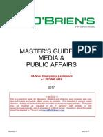 Guide to Media Public Affairs 2017 Rev 1