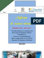 0.-1 Informe de Avnce Tecnico Oea Abril 2015