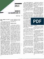A. Treiyer - Las Fiestas Hebreas - Ministerio Marzo-Abril '78