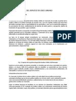 Gestión Municipal Del Servicio de Aseo Urbano