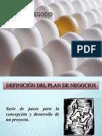 1.- Vision de Plan de Negocio