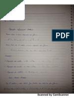 Matéria Da P3 - Caderno