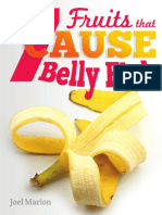 7 Fruits That Cause Belly Flab 72JU