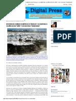 NOTICIA CAMBIO CLIMATICO - PERU - HUAICO