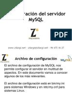 CMS en MySQL (3)