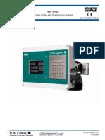 TDLS200 IM11Y01B01-01E-A (Ed 06)