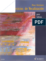 200 Ejercicios de Vocalización