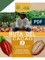 Plan Ruta Del Cacao - Pasadia