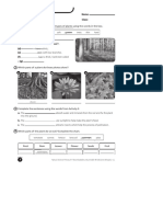 SlideDoc.us-diagnostic Natural Science 4 Primary Byme - Plants - Trees