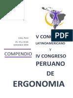 260716 Compendio Del Congreso 2016 Lima