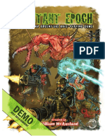 The Mutant Epoch Rpg Preview Spring2011v2