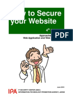 Website Security En