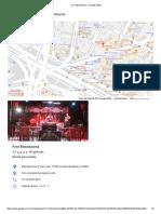 Foro Moctezuma - Google Maps