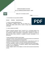 Banco Preguntas 2015