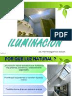 arqui medio ambiente  iluminacion