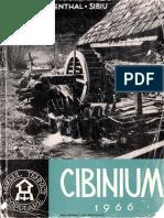 01. Cibinium. Muzeul ASTRA, 1966