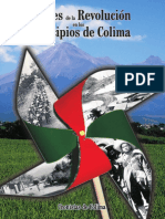 Pasajes de la Revolución en los municipios de Colima