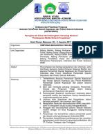Manual Acara Kongres Maritim Haroto