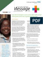One Message April 2008