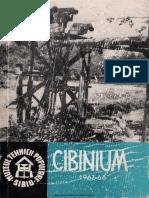 02. Cibinium. Muzeul ASTRA, 1967-1968