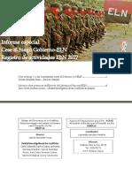Informe Especial ELN 2017-2