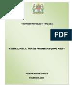 PPP in Tanzania