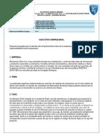 Segunda Entrega Etica Empresarial.