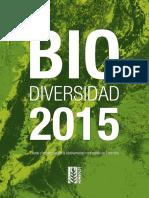 Biodiversidad 2015. Estado y tendencias de la biodiversidad continental de Colombia. Instituto Humboldt