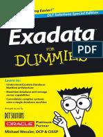 Exadata for Dummies Ch4