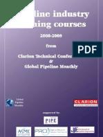 Courses Brochure