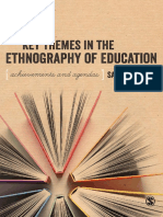 (BSA New Horizons in Sociology) Sara Delamont-Key Themes in the Ethnography of Education-SAGE Publications (2014)