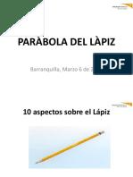 PARABOLA DEL LAPIZ.pptx