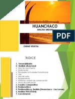 Analisis de Huanchaco