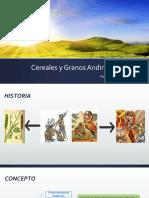 Cereales y Granos Andinos