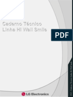 Manual Técnico split LG smile