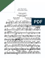 Stravinsky - Petrushka Suite