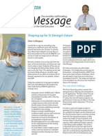 One Message May 2009