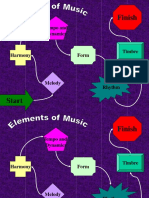 Elements of Music Review Game