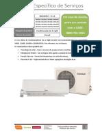 Manual Técnico Split Consul Inverter